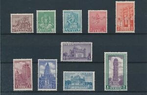 [31344] India 1949 Good lot Very Fine MNH stamps