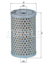 MAHLE Hydraulikfilter, Lenkung HX 15