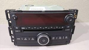 2006 Saturn Vue Radio CD Player Head Unit 15790418