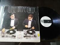 "Mike Platinenhalter Javier Ussía Don Discomix LP vinyl 12 "" 1986 Spain Ed G+"