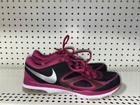 Nike Air Max Sculpt TR Womens Athletic Running Shoes Size 7 Black Pink Gray