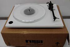Rega RP1 Plattenspieler DD Acrylteller N13 + Ortofon OM 5 NEUWERTiG OVP!!