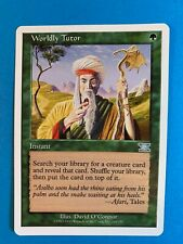 MTG: Magic the Gathering 6th Edition Instant Worldly Tutor NM+