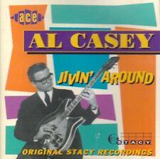 CD von AL CASEY  Jivin' Around von 1995 auf Ace Records