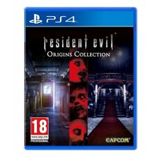 Resident Evil Origins Collection Ps4 PlayStation 4