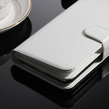 PU Leather Wallet Dual Case Magnetic Flip 9 Card Holder Cover for iPhone 6s 6
