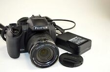 Fujifilm FinePix HS Series HS30 EXR 16.0MP Digital Camera-Black-Used