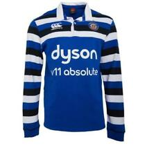 BATH RUGBY Home Rugby Men's Classic LS Jersey 2019-2020 NEW Canterbury Shirt
