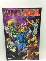 Women of Marvel Celebrating Seven Decades Handbook TPB softcover 2010