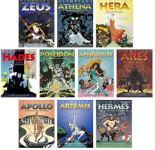 Olympians Zeus King of the Gods 1 -10 Athena,Hera++ by George O'Connor Paperback