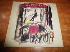OLYMPIA : Quels talent ! CD ALBUM PROMO CARTON THE BEATLES JAMES BROWN