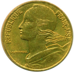 COIN / FRANCE / 5 CENTIMES 1993   #WT13651