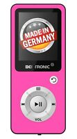 BERTRONIC Made in Germany BC04 MP3-Player - Pink - 100 Stunden