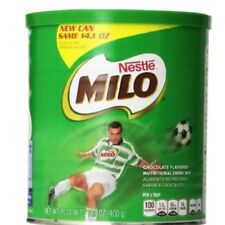 Nestle Milo Chocolate Flavored Nutritional Drink Mix 14.1oz Canister