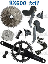 Shimano GRX 1x11 Gravel-specific Mechanical RX600 40T Crank groupset New