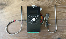 DIGITAL THERMOSTAT UPGRADE CONTROLLER FOR PIT BOSS WITH P SETTING AND PROBES   3