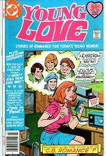 DC Comics Young Love #126 CB Radio Cover-HIGH GRADE! WP- GLOSSY COVER-NO RESERVE