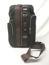 Tumi Alpha Bravo Monterey Sling Bag Anthracite Grey 022318ATH NWT