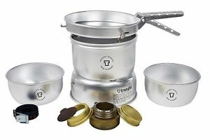 Trangia 27-1 Cooker - Ultralight 27 Series 1-2 person Aluminium Stove