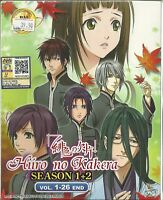 HIIRO NO KAKERA (SEASON 1+2) - COMPLETE ANIME TV SERIES DVD (1-26 EPS)(ENG SUBS)