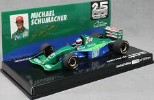 Minichamps Jordan Ford 191 Belgian Grand Prix 1991 Michael Schumacher 510914301