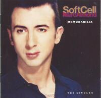 Soft Cell / Marc Almond - Memorabilia (The Singles) 1991 CD album