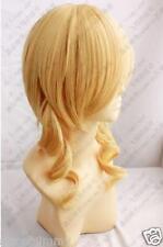 Anime Puella Magi Madoka Magica Tomoe Mami blonde wig z12