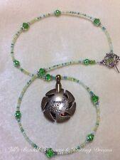 Handmade Beaded Yarn Cutter Necklace