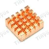Copper Cooling Heatsink with thermal grease for Raspberry Pi