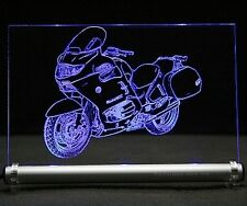 Bmw R 1150 RT como grabado en LED escudo Motorcycle Bike