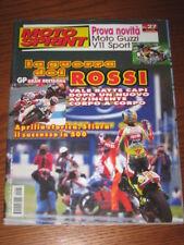 MOTOSPRINT 1999/27 VALENTINO ROSSI MOTO GUZZI V11 SPORT