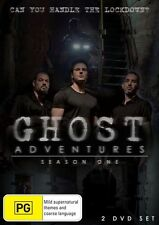 Ghost Adventures: Season 1 NEW R4 DVD