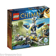 LEGO Legends of Chima - Eagles' Castle - 70011 - 369 pc set - Ages 7-14