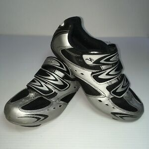 Specialized BG Body Geometry  Cycling Shoes Size 7.5 Men Silver