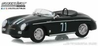 GREENLIGHT 86538 or 86539 PORSCHE 356 SPEEDSTER SUPER 71 black 1958 1:43rd scale