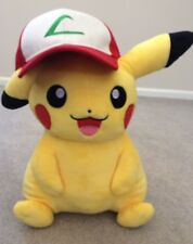 Pokemon Center Original Limited Plush Doll Pikachu in a Hat JAPAN - USA SHIP