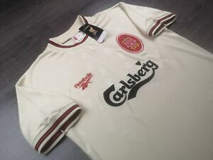 [Retro] - Liverpool Away 1996/97 Kit Jersey Size L