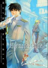 Fullmetal Alchemist YAOI Doujinshi Comic Roy x Ed (Edward) Hermaphrodite 7: Road