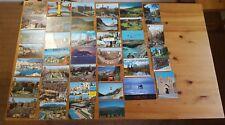 Lot of 164 Postcards