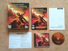 WARLORDS III - DARKLORDS RISING  PC WIN 95/98    deutsch  USK 12 #