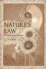 Nature's Law: The Secret of the Universe (Elliott Wave) (Paperback or Softback)