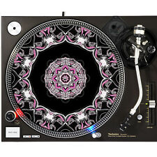 Portable Products Dj Turntable Slipmat 12 inch - Space Command