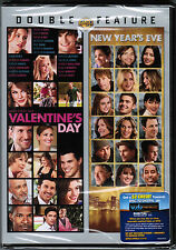 GARRY MARSHALL DOUBLE SHOT:  Valentine's Day / New Year's Day [2 DVDs, 2013] NEW