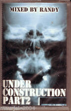 Under Construction Part 2 (2001) Musicassetta NUOVA Dj Nosferatu. The Nightmare