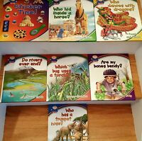 Childrens Educational Home School Ask Me Books Southwestern 7 Book Lot