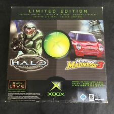 Console xBox Limited Edition Halo Combat Evolved + Midtown Madness 3 PAL
