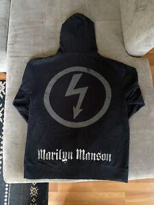 Marilyn Manson Antichrist Superstar hoodie large