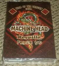 MACHINE HEAD Year Of The Dragon Tour Promo Cassette tape SEALED NEW Reveille