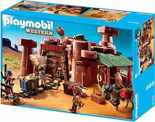Playmobil western goldmine rrp £ 55
