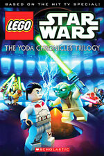 NEW BOOK LEGO STAR WARS ~ THE YODA CHRONICLES TRILOGY BASED ON HIT TV SPECIAL